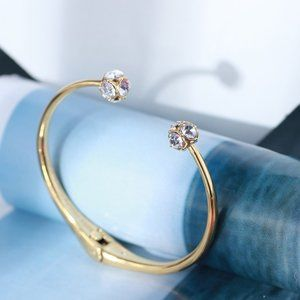 kate spade super flash diamond ball bracelet